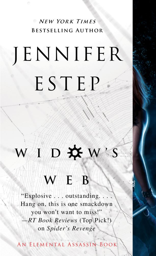 Widow's Web Cover