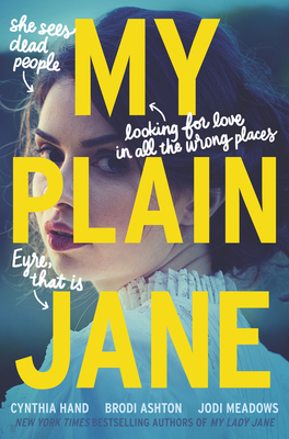 My Plain Jane Cover Image