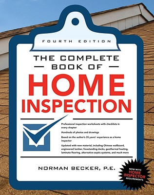Complete Book of Home Inspection 4/E Cover Image