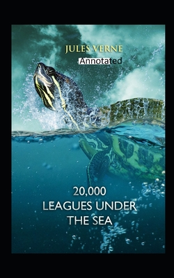 20,000 Leagues Under the Sea Original Edition(Annotated) Cover Image