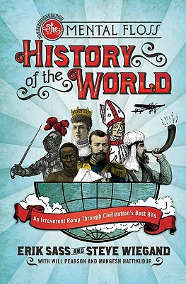 The Mental Floss History of the World Cover