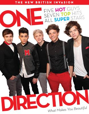 One Direction: What Makes You Beautiful Cover Image