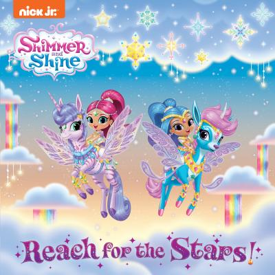 Reach for the Stars! (Shimmer and Shine) (Pictureback(R)) Cover Image