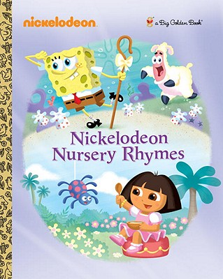 Nickelodeon Nursery Rhymes Cover