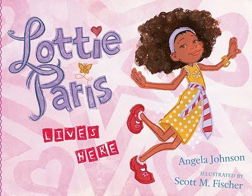 Lottie Paris Lives Here Cover
