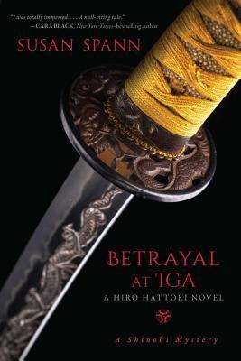 Cover for Betrayal at Iga