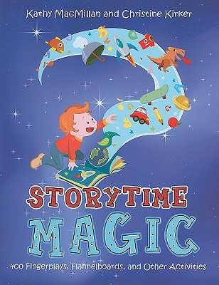 Cover for Storytime Magic