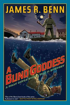 A Blind Goddess (A Billy Boyle WWII Mystery #8) Cover Image