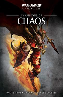 Champions of Chaos (Warhammer Chronicles #5) Cover Image