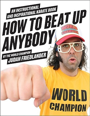 How to Beat Up Anybody Cover