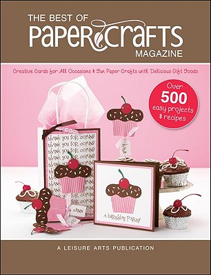 The Best of Paper Crafts Magazine Cover
