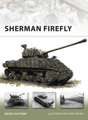 Sherman Firefly Cover