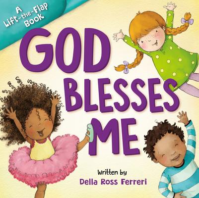 Cover for God Blesses Me