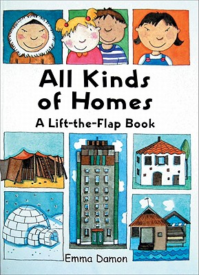 All Kinds of Homes Cover Image