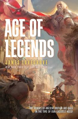Age of Legends Cover Image