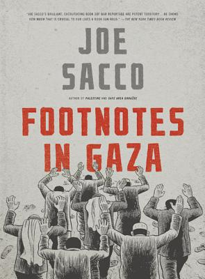 Footnotes in Gaza Cover Image