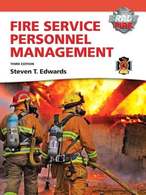 Fire Service Personnel Management with Myfirekit [With Access Code] (Brady Fire) Cover Image