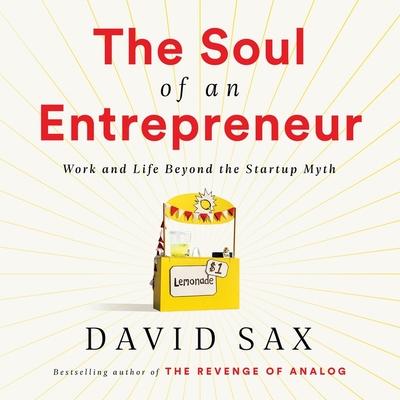 Cover for The Soul of an Entrepreneur