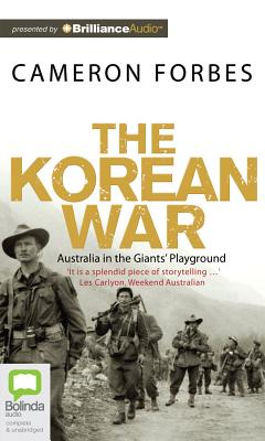 The Korean War: Australia in the Giants' Playground Cover Image