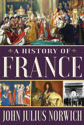 A History of France Cover Image