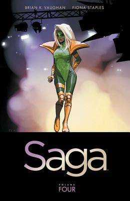 Saga, Vol. 4 cover image