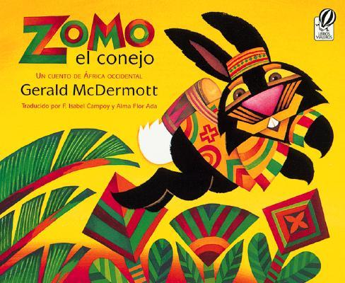 Zomo el conejo: Un cuento de África occidental Cover Image