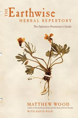Cover for The Earthwise Herbal Repertory