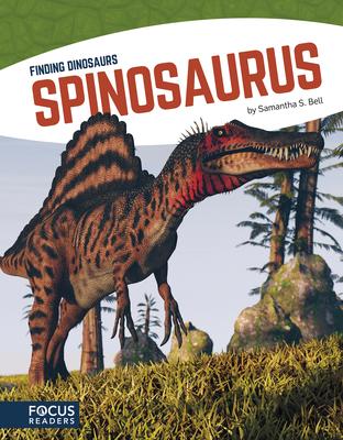 Spinosaurus Cover Image