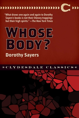 Cover for Whose Body? (Clydesdale Classics)