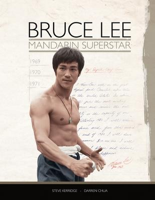 Bruce Lee: Mandarin Superstar Cover Image