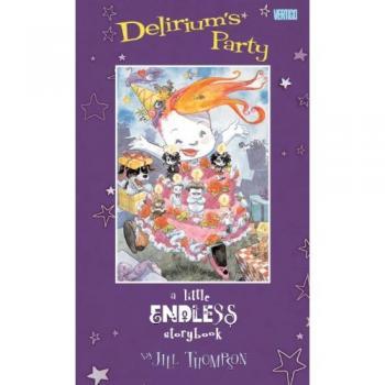 Delirium's Party Cover