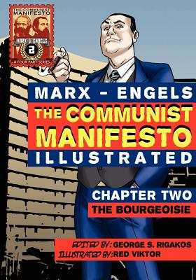 The Communist Manifesto (Illustrated) - Chapter Two Cover