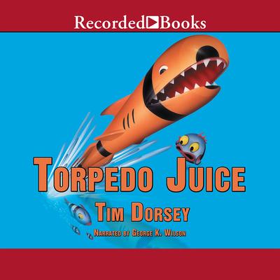 Torpedo Juice (Serge Storms #7) Cover Image