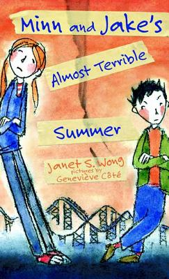Cover for Minn and Jake's Almost Terrible Summer