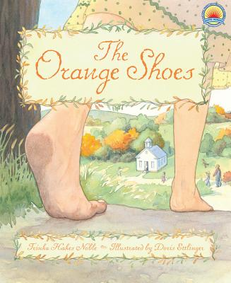The Orange Shoes Cover
