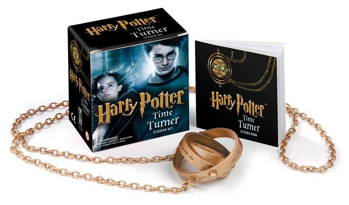 Harry Potter Time Turner Sticker Kit (RP Minis) Cover Image
