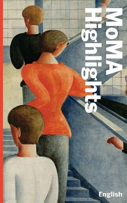 Moma Highlights Cover Image