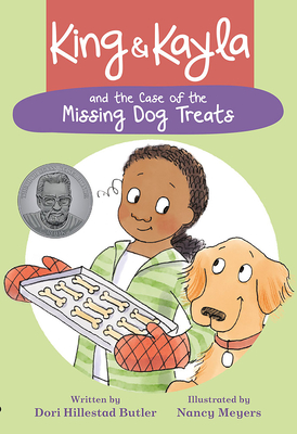 King & Kayla and the Case of the Missing Dog Treats Cover Image