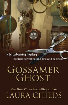 Gossamer Ghost (Scrapbooking Mystery) Cover Image