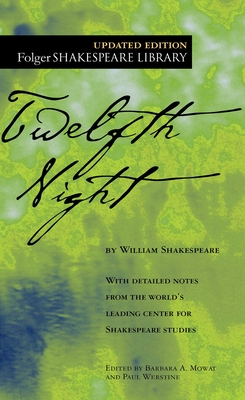 Twelfth Night (Folger Shakespeare Library) Cover Image