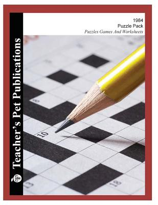 Puzzle Pack: 1984 Cover Image