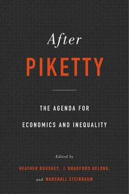 After Piketty Cover