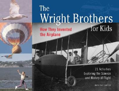 Cover for The Wright Brothers for Kids
