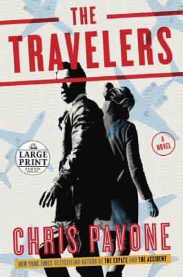 The Travelers: A Novel Cover Image