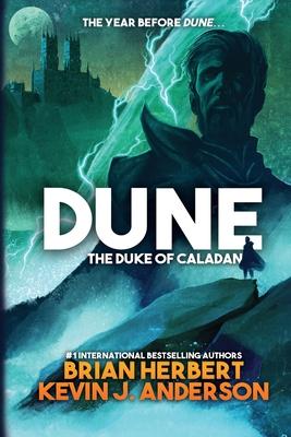 Dune: The Duke of Caladan Cover Image