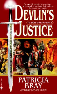 Devlin's Justice Cover