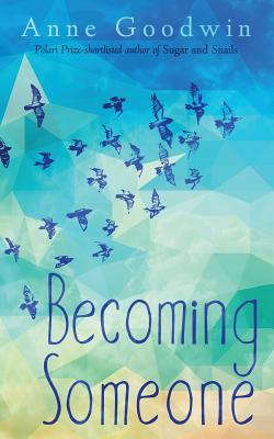 Cover for Becoming Someone