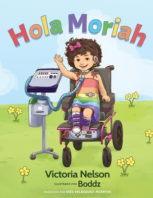 Cover for Hola Moriah
