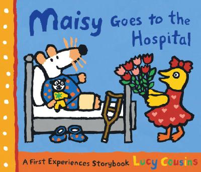 Maisy Goes to the Hospital Cover