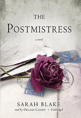The Postmistress [With Earbuds] (Playaway Adult Fiction) Cover Image